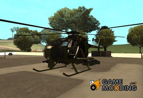 AH 6 for GTA San Andreas