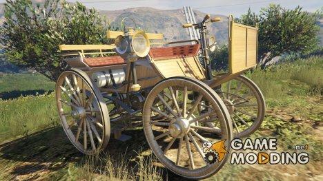 Daimler 1886 для GTA 5