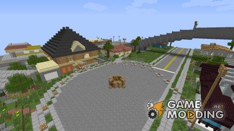Los Santos для Minecraft