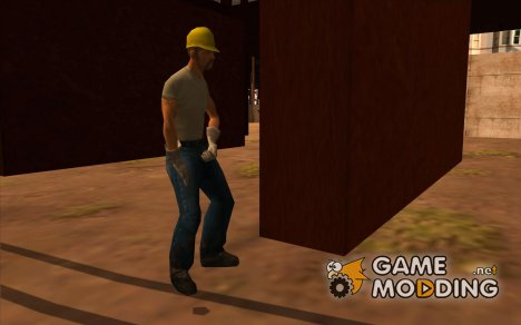 NEW STREET SF MOD для GTA San Andreas
