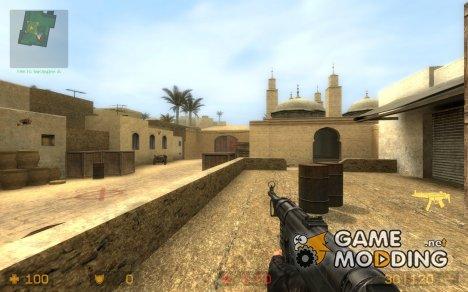 Soul Slayer/Kimono's MP40 for Counter-Strike Source