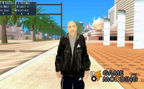 Мафиози (В стиле гопника) для GTA San Andreas