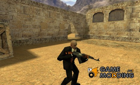 Hitman для Counter-Strike 1.6