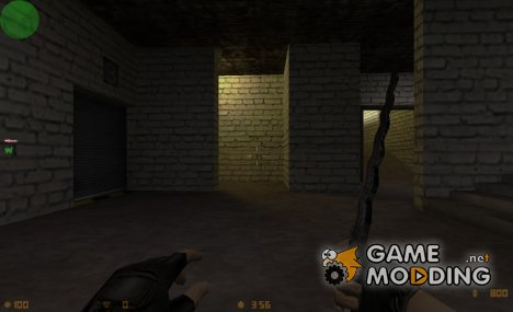 Keris on VALVe Anim для Counter-Strike 1.6