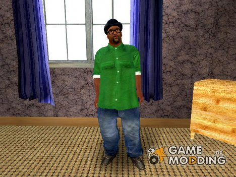 Big Smoke Legacy HD for GTA San Andreas