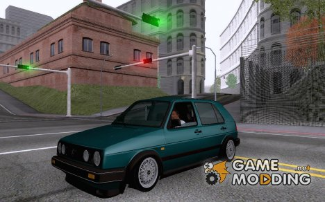 VW Golf MK2 5 doors для GTA San Andreas