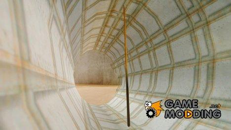 Бильярдный кий  HD для GTA San Andreas
