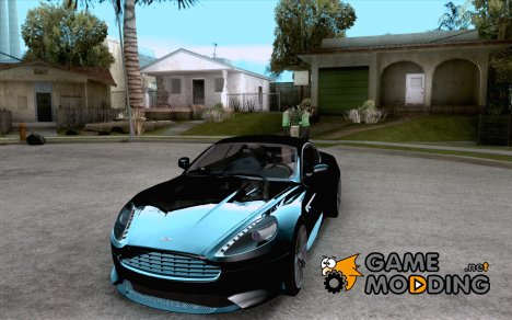 Aston Martin Virage V1.0 for GTA San Andreas