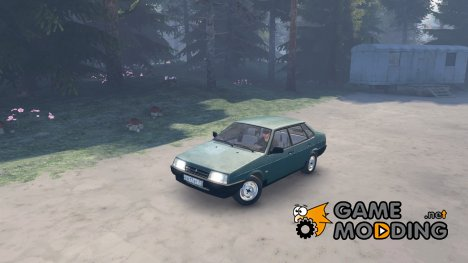 ВАЗ 21099 for Spintires 2014