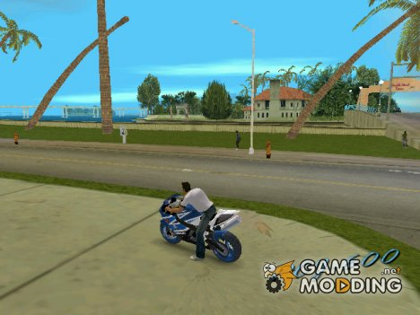 Спавн PCJ-600 for GTA Vice City