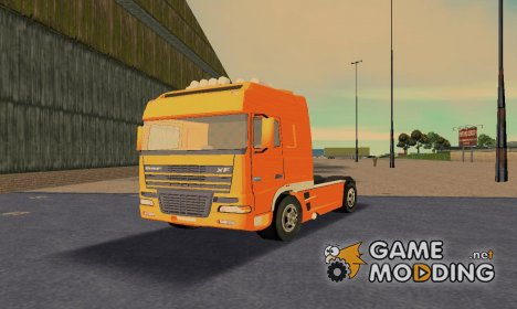 DAF XF 530 2002 for GTA 3