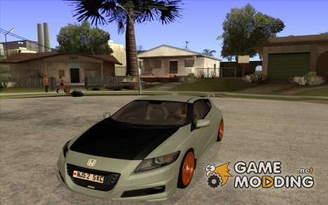 Honda CR-Z Mugen 2011 V2.0 for GTA San Andreas
