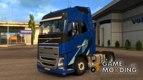 Volvo FH16 2012 v2.8 для Euro Truck Simulator 2