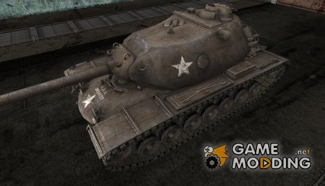 Шкурка для M103 for World of Tanks
