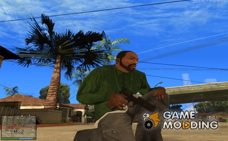 Gun pack by pavel 22227 v.3 для GTA San Andreas
