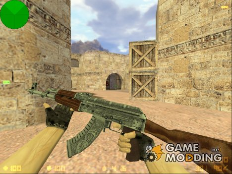 AK-47 Cartel из CS:GO для Counter-Strike 1.6