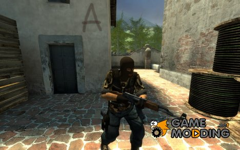 Darkelfas Rock Terror reborn for Counter-Strike Source