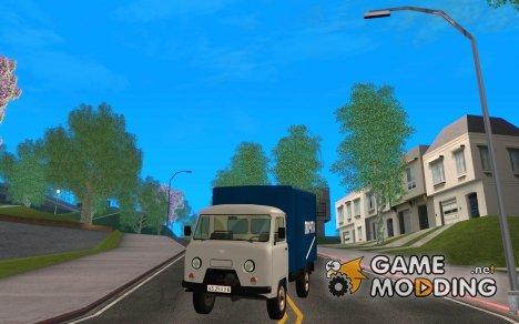 УАЗ-3303 for GTA San Andreas