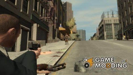 Каждый ненавидит Нико для GTA 4