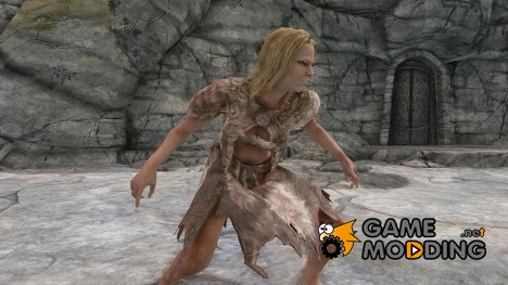 Craftable Fur Armor COMPLETE для TES V Skyrim