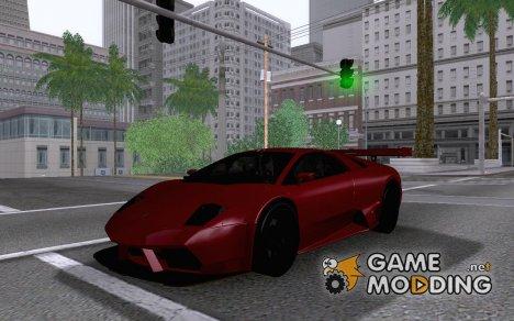 Lamborghini Murcielago R-SV GT1 TT для GTA San Andreas