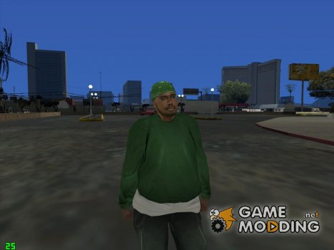 INSANITY fam1 for GTA San Andreas