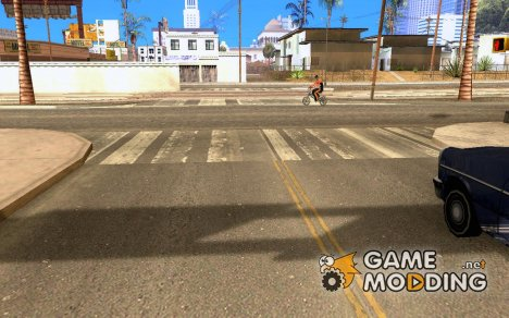 GTA IV Textures  (Los Santos) BETA v2 for GTA San Andreas