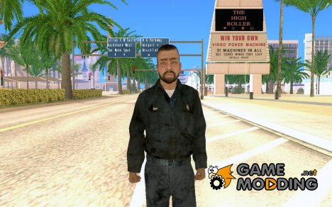 New Mechanic for GTA San Andreas
