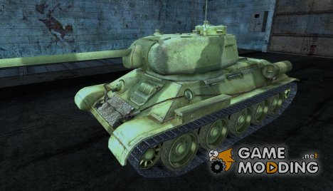 T-34-85 jeremsoft 2 for World of Tanks