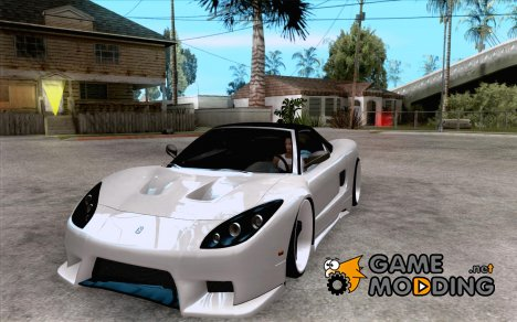 Honda NSX VielSide Cincity Edition for GTA San Andreas
