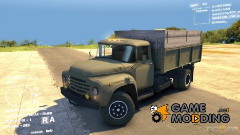 ЗиЛ 130 для Spintires DEMO 2013