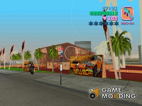 Motorshow for GTA Vice City