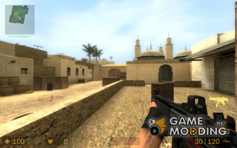 MP5-10 Reflex Sight для Counter-Strike Source