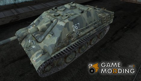 JagdPanther 36 for World of Tanks