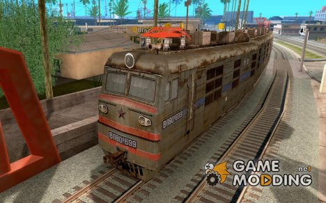 ВЛ80к-699 для GTA San Andreas