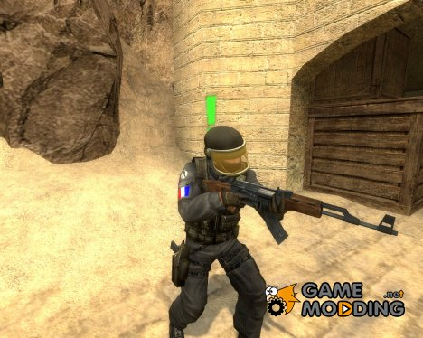 Okk3's First Gign Reskin for Counter-Strike Source