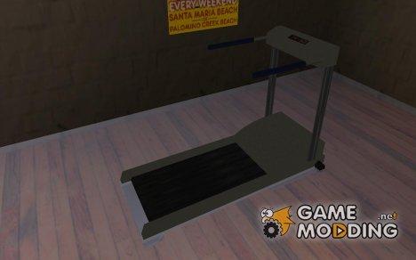 Новая беговая дорожка для GTA San Andreas