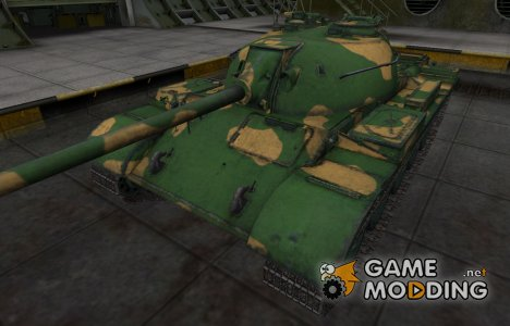Китайский танк T-34-2 for World of Tanks