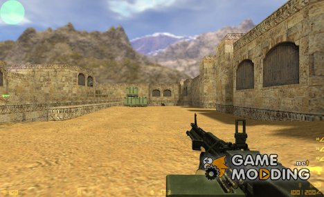 M60 for Counter-Strike 1.6