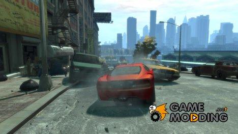 Травмы от аварий for GTA 4