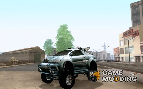 Xeno Da Monster Truck для GTA San Andreas
