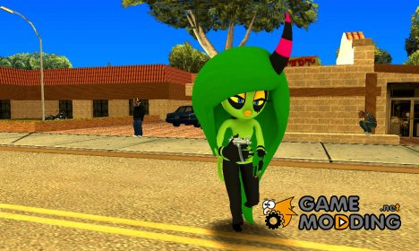 Zeena for GTA San Andreas