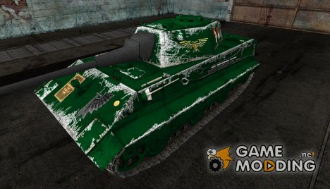 Шкурка для E-50 (по Вархаммеру) для World of Tanks