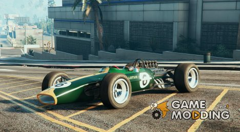 Lotus 49 1967 for GTA 5