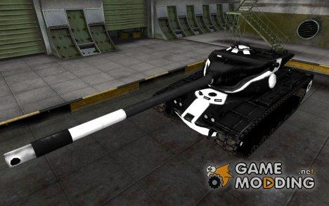 Зоны пробития T57 Heavy Tank for World of Tanks