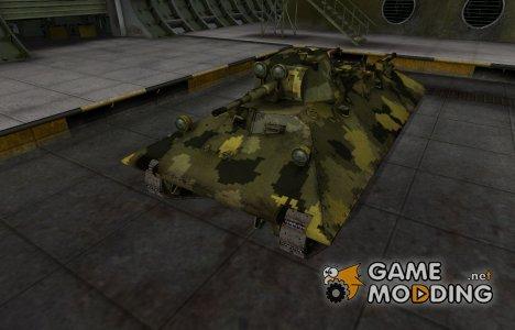 Камуфлированный скин для БТ-СВ for World of Tanks