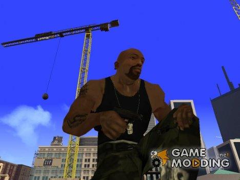 Пистолет Макарова for GTA San Andreas