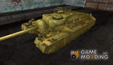 Шкурка для T95 №14 for World of Tanks