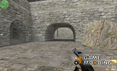 Chrome Glock 18 for Counter-Strike 1.6