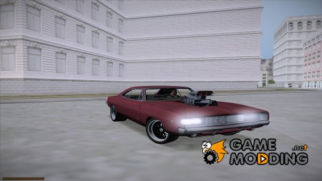 Dodge Charger RT V2 для GTA San Andreas